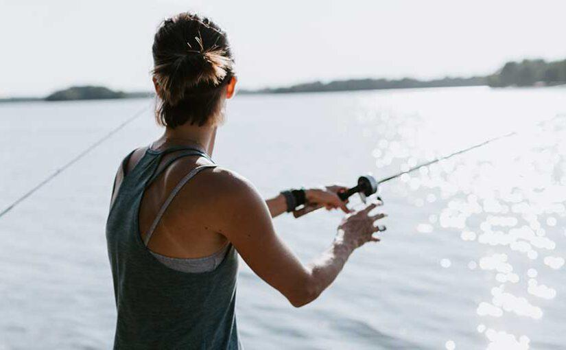Freie Plätze im Fischerkurs